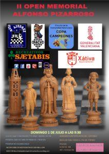 Torneo Ajedrez Xativa