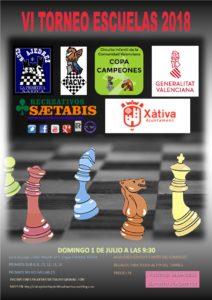 Torneo Ajedrez Infantil Xativa