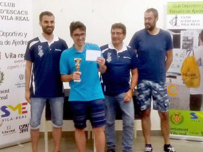 torneo ajedrez Vila-real