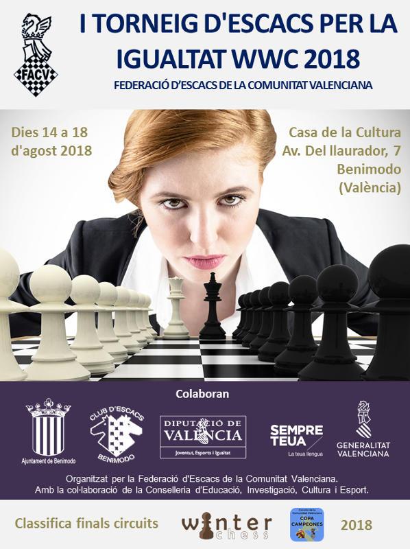 torneo ajedrez igualdad