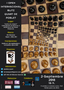ajedrez quart