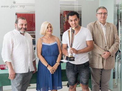 Vencedor Open Internacional Ajedrez Mislata