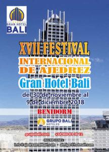 FESTIVAL BALI @ Hotel Gran Bali de Benidorm
