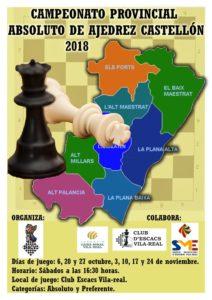 ajedrez Castellón