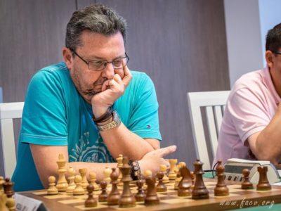 Luis María Campos ajedrez