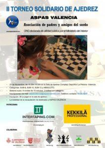 torneo ajedrez aspas