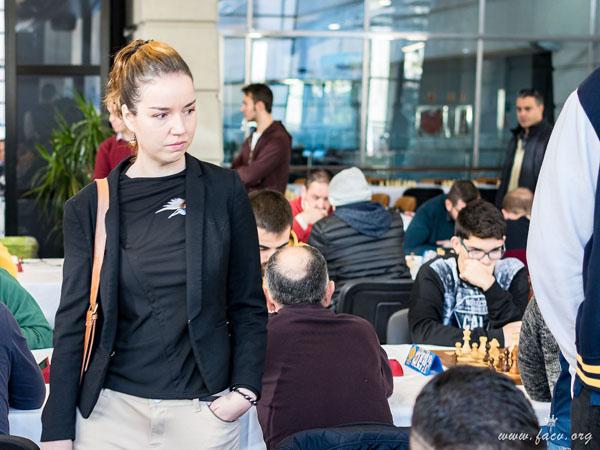 Sabrina Vega Campeona España Ajedrez