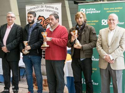 Antonio Granero Campeón del Criuito de Ajedrez