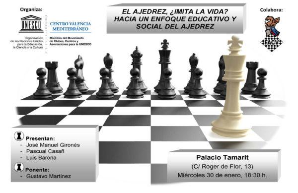 ajedrez educación escuela colegio