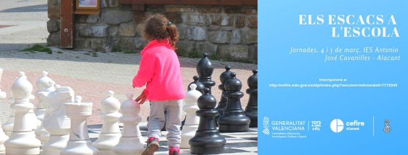 ajedrez en la escuela