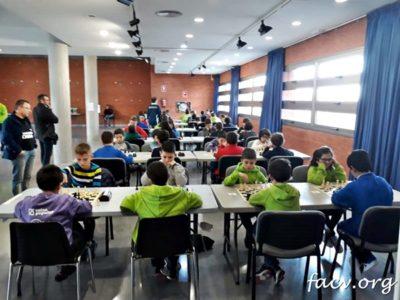 jugadores de ajedrez en Alicante