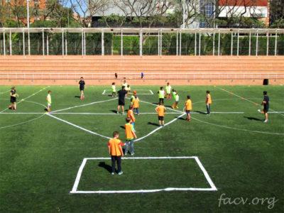 competición Xecball en Valencia