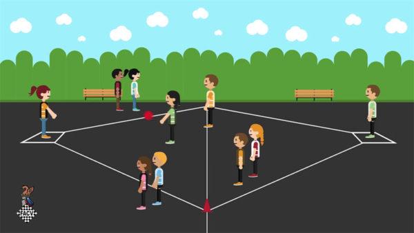 juego deporte xecball ajedrez motriz