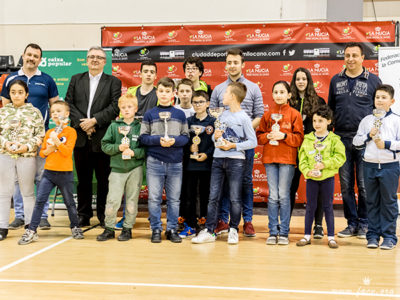 ganadores campeonato ajedrez
