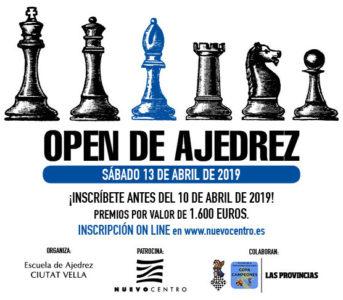 Open Nuevo Centro @ Galería Comercial de Nuevo Centro, Valencia, España
