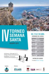 VI Torneo Semana Santa @ Calle Portugal 7 Alicante (España)