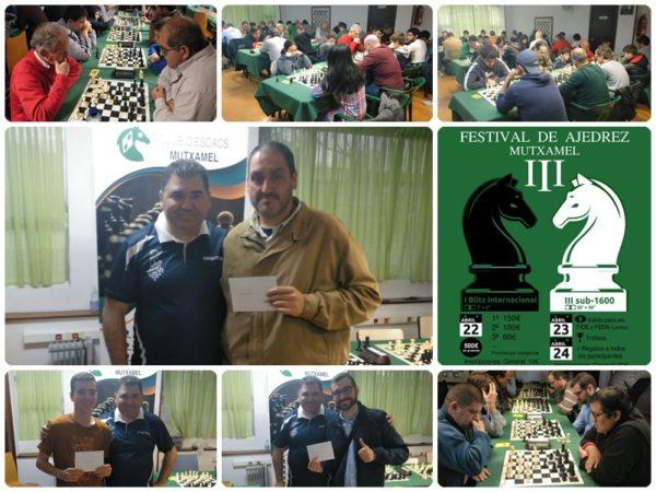 torneo ajedrez Mutxamel