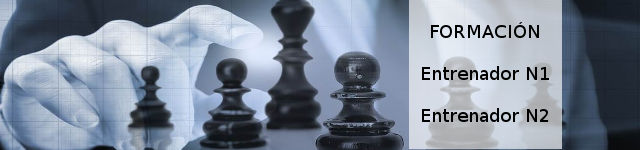 curso entrenador ajedrez