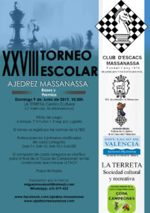 Massanassa Infantil @ Centro cultural La Terreta