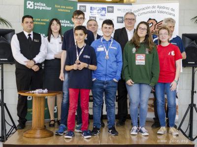 premiados torneo ajedrez