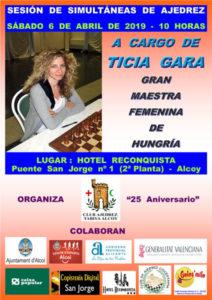 Simultánea Alcoy @ Hotel Reconquista de Alcoy