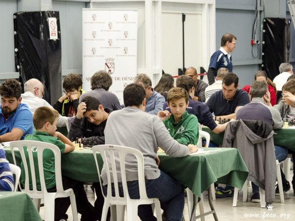 torneo ajedrez en Dénia