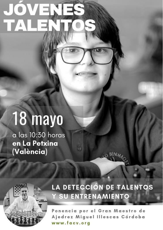 Ponencia Illescas ajedrez Valencia