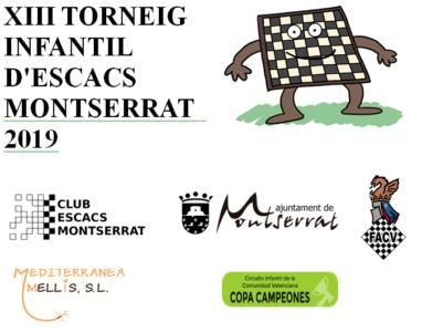 torneo ajedrez Montserrat