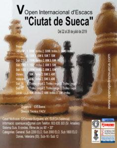 Open Internacional Sueca @ Casal Multiusos