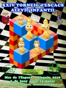 Torneig d'Escacs Alaquàs @ Ateneu Cultural i Esportiu,