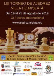 "Open Internacional Mislata @ Centro Sociocultural ""La Fábrica"""