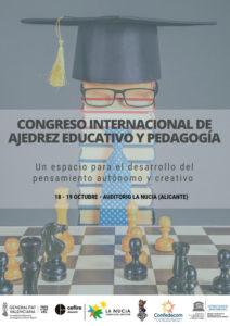 Congreso Ajedrez Educativo @ La Nucía, Alicante (España)