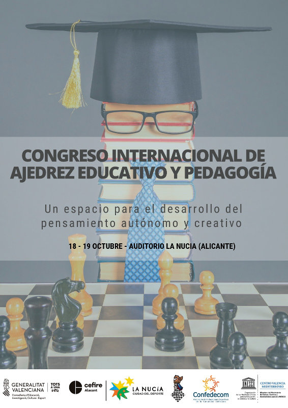 Congreso Ajedrez Educativo