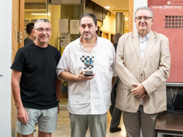 Antonio Granero Roca y Luis Barona Boj