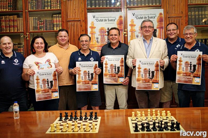 Torneo ajedrez Sueca (España)