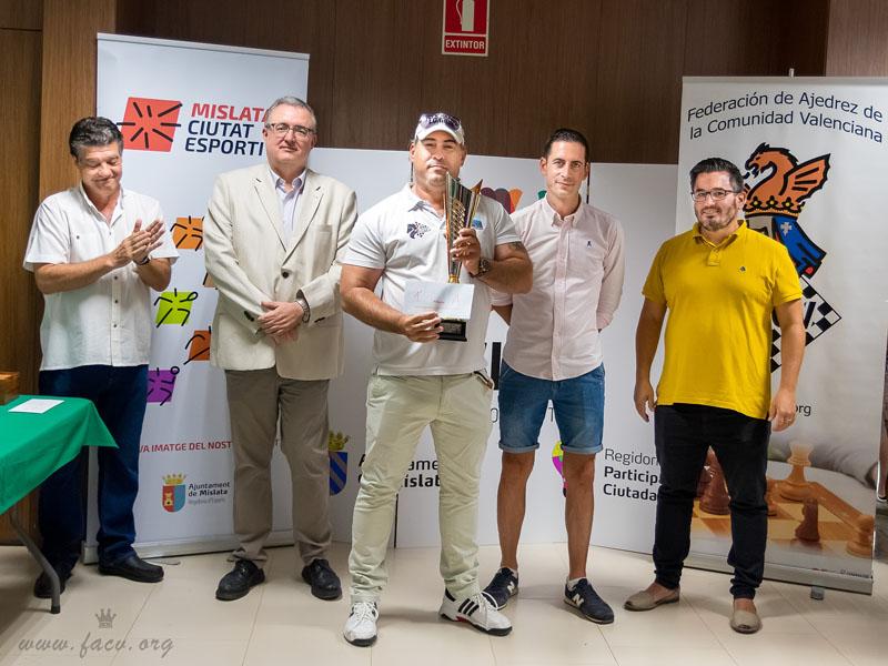 torneo ajedrez Mislata (Valencia)