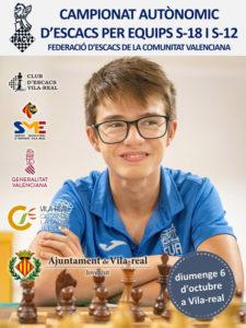 cartel torneo ajedrez