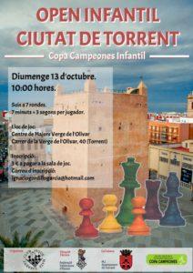 Ciutat de Torrent. Infantil @ Centro de mayores Bellido.