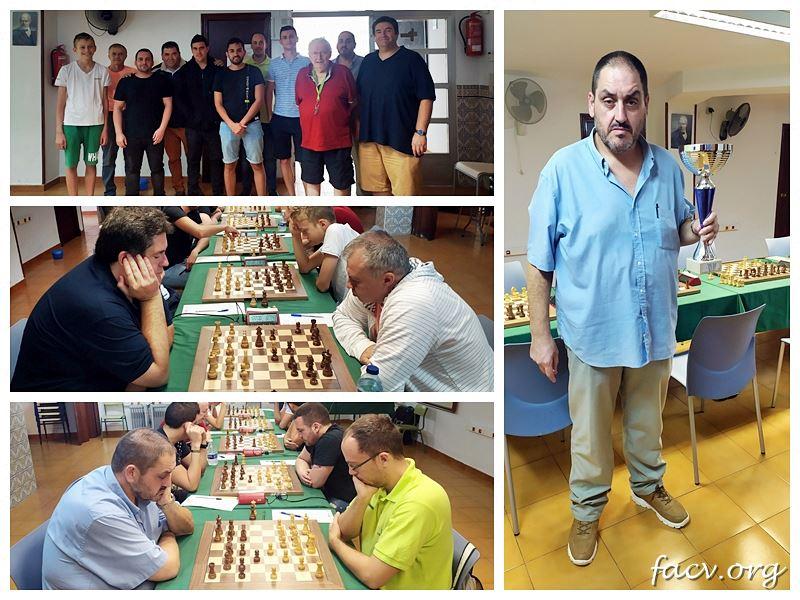 torneo cerrado ajedrez