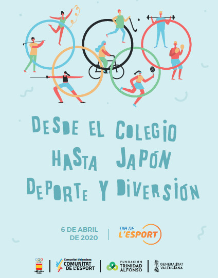 cartel evento deportivo