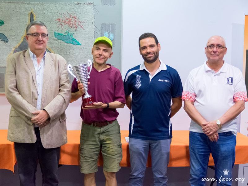 ajedrez en Paterna, España