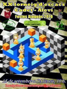 Festes Alaquàs @ Ateneu Cultural i Esportiu