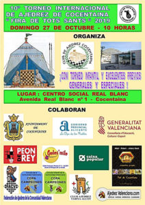 Cocentaina Fira Tots Sants @ CENTRO SOCIAL REAL BLANC