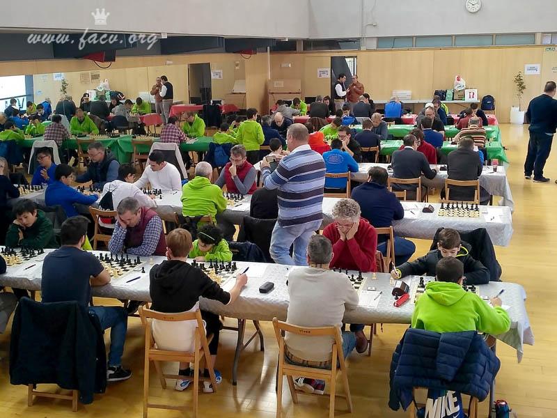 campeonato provincial Alicante ajedrez