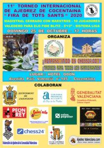 Cerrado Blitz Cocentaina @ Hotel Odón