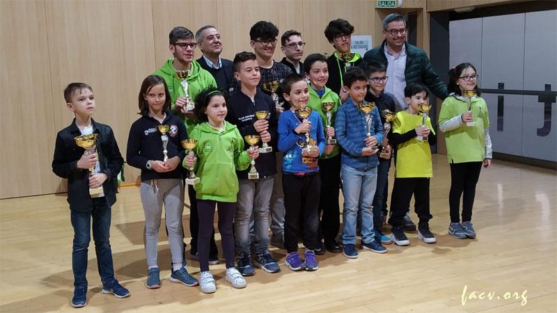 torneo ajedrez premiados