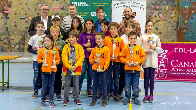 Jugadores ajedrez Valencia