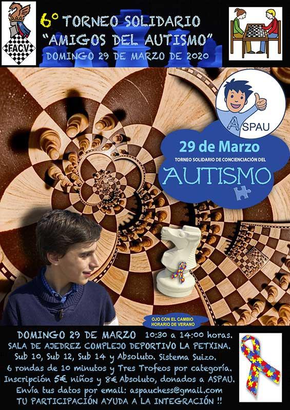torneo ajedrez solidario