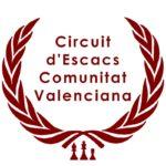 logo circuito de torneos de ajedrez