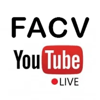 logo canal youtube FACV